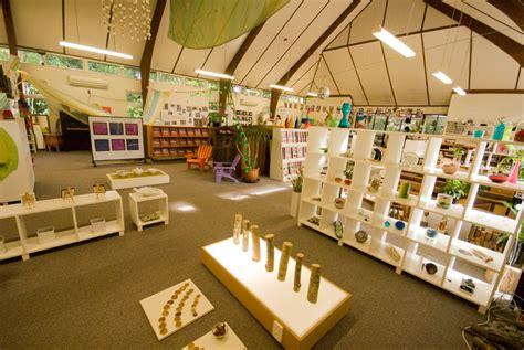 classroom layout reggio nature collections environment at mairtown kindergartenvia