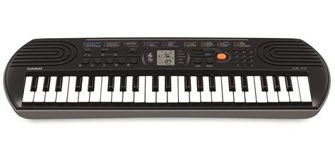 Casio Keyboard Mini Sa 77 casio sa 77 keyboard tangenttryckaren