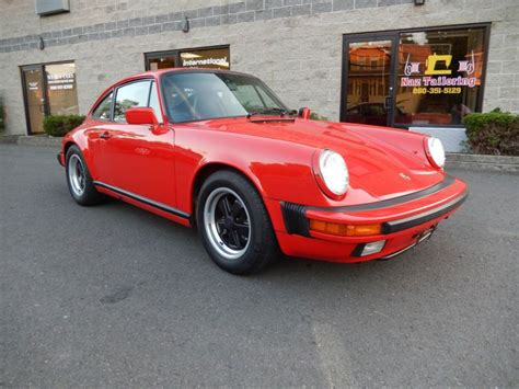 arcari motor sales purchase used 1987 porsche 911 in gaylordsville