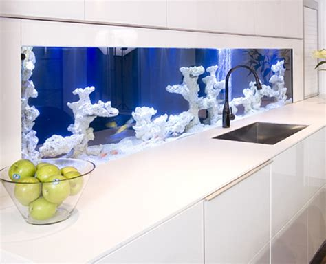 kleine wei e schr nke aquarium ideen 108 designs zum integrieren in der wohnung