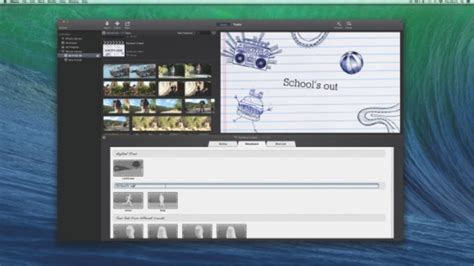 trailer templates for imovie best imovie trailer templates recomhub