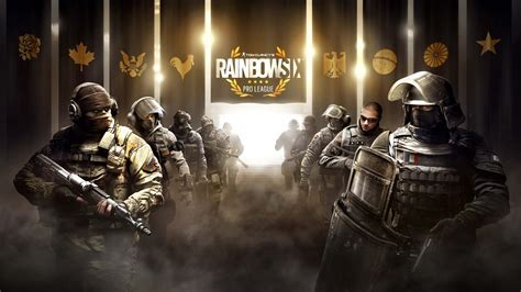 Tom Clancy's Rainbow Six Pro League 2016 Wallpapers   HD