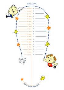 Printable measurement charts for kids du an ech