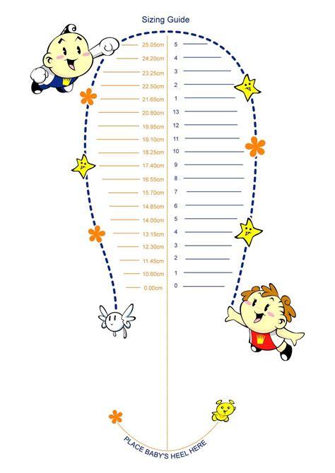 printable shoe size chart toddler printable kids shoe size chart search results calendar