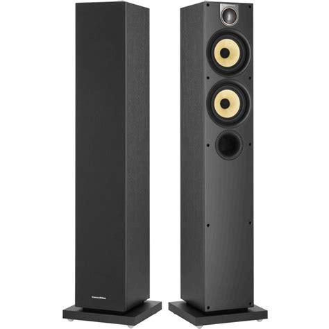 Bowers Wilkins 684 S2 Bw Black Ash b w 684 s2 floorstanding speakers pair superfi