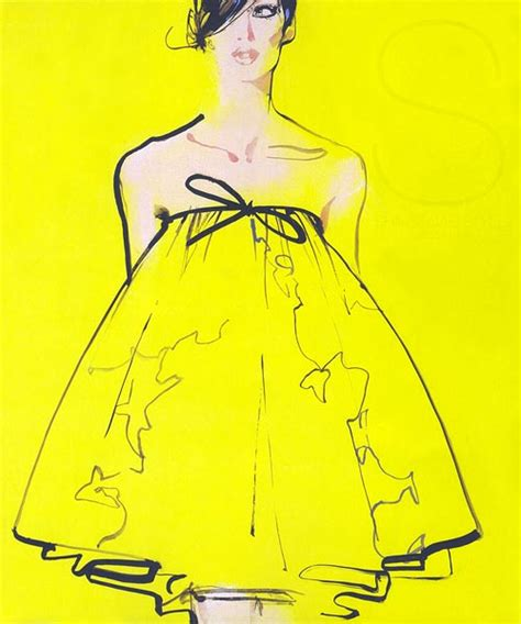 fashion illustration david downton david downton fashion illustrations trendland