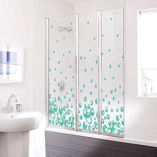 shower door decal bubbles shower doors vinyl wall