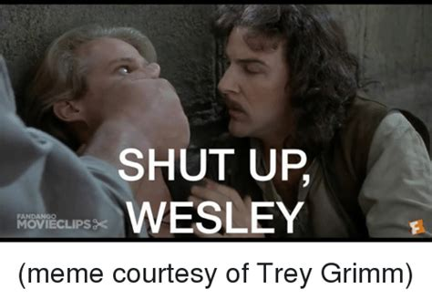 25 best memes about shut up wesley shut up wesley memes