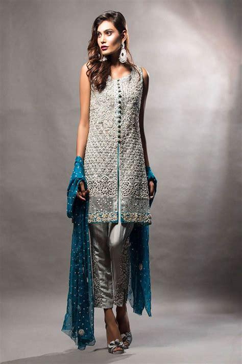 Maxi Zaenab Maroon zainab chottani luxury pret formal dresses 2018 2019