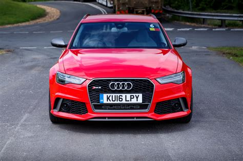 Audi Rs6 2016 by 2016 Audi Rs6 Avant Review