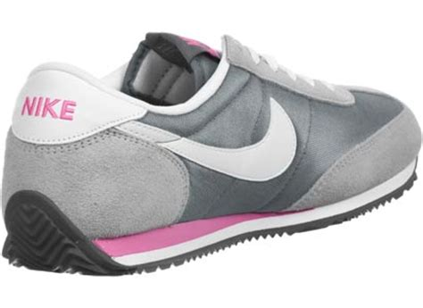 nike oceania w shoes grey white pink