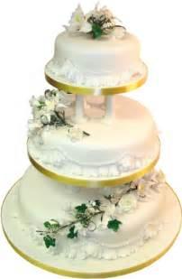 three tier wedding cakes gallery