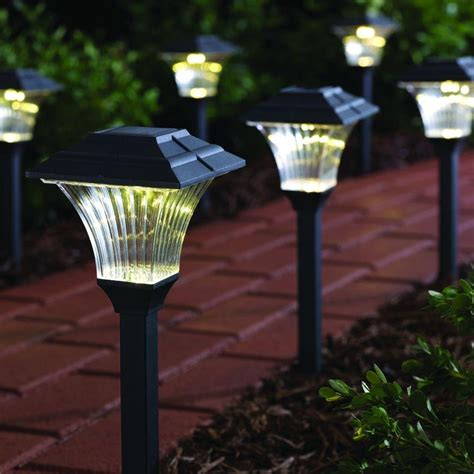solar pathway lights top 10 types of garden lights 2016 buying guide