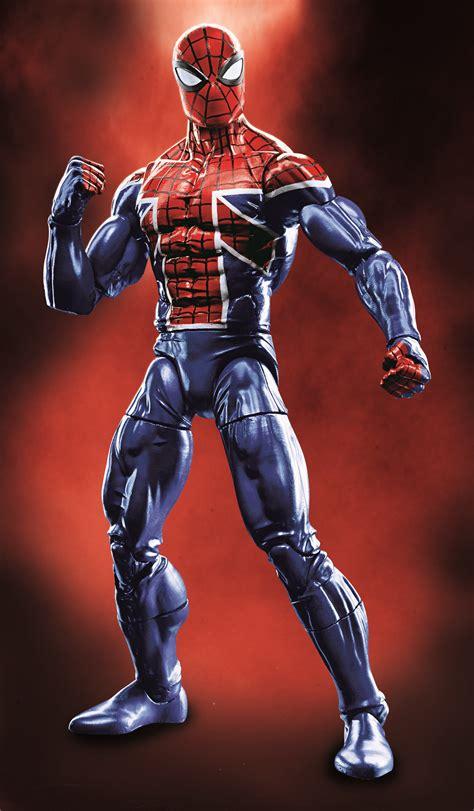 Marvel Legends Hasbro Marvel Legend sdcc 2016 marvel legends ms marvel jackal spider uk