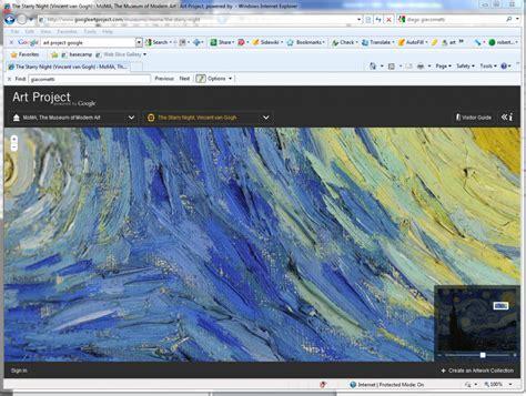 google design my night a closer look art project by google design lines ltd