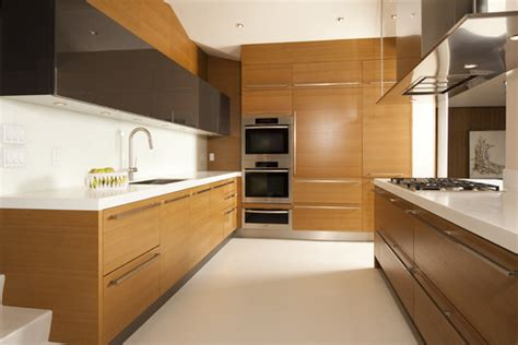 Modern Oak Kitchen Cabinets What Type Of Stain Is Used On The Rift Cut Oak Cabinets
