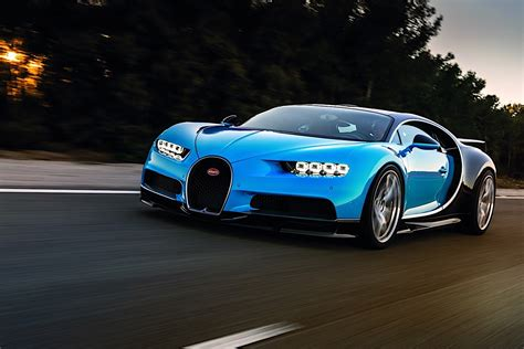 car bugatti 2017 2017 bugatti chiron lets its quad turbocharged w16 loose