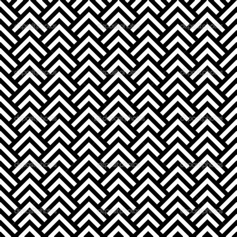 seamless pattern black and white black and white chevron geometric seamless pattern vector