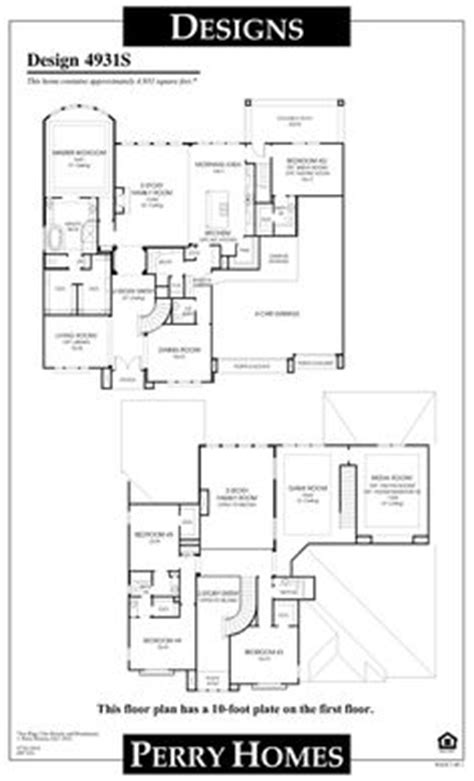 perry homes floor plans houston 1000 images about floor plans on pinterest david weekly
