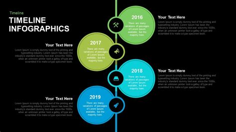 keynote timeline template timeline infographics powerpoint and keynote template
