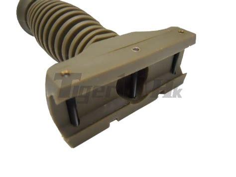 Blackcat Airsoft Aluminum Grip De element cqb tactical fore grip de airsoft tiger111hk area