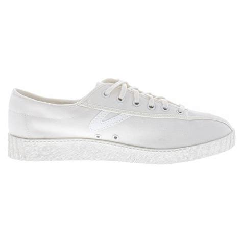 tennis express tretorn s nylite plus canvas white