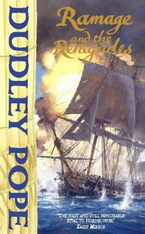 libro renegades libro ramage and the renegades di dudley pope