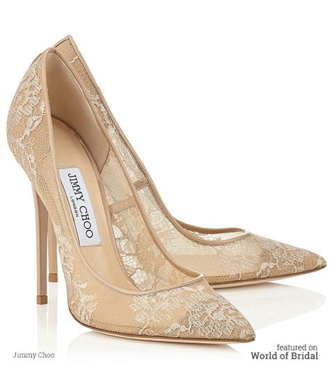 Bridal Collection Shoes by Jimmy Choo 2016 Bridal Shoes Collection World Of Bridal