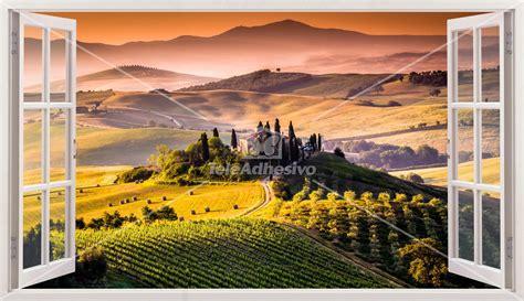 Motorrad Anmelden Italienische Papiere by Panorama Toskana Italienische Landschaft