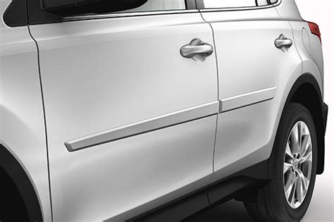 2017 Toyota Highlander Side Molding Installation by Toyota Rav4 Parts And Accessories Calgary