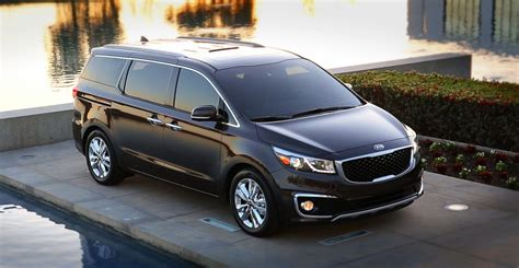 Kia Caravan 2015 Kia Sedona Colors Specs Price Release Date And Review