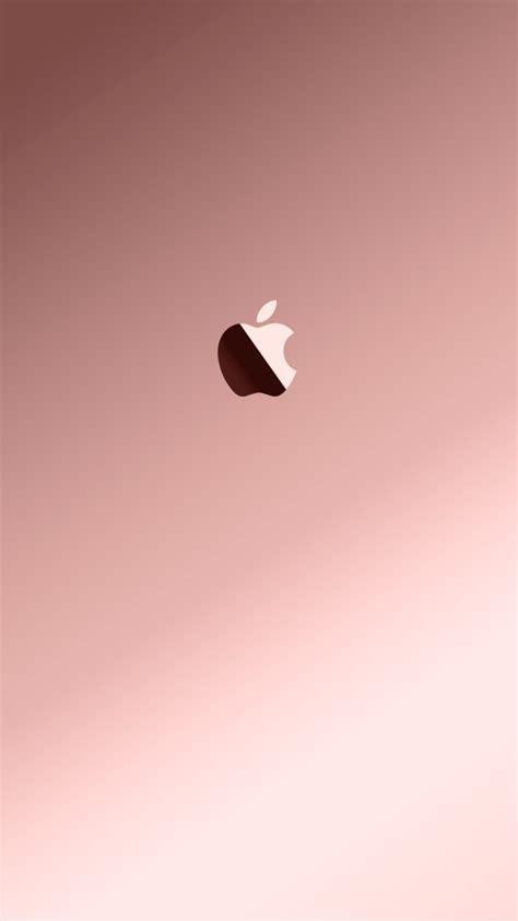 iphone  rose gold wallpaper full hd