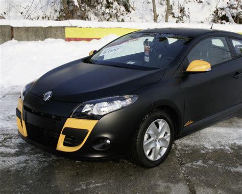 Auto Lackieren Arbeitsschritte by Folie Kein Lack Renault Megane Folie Kein Lack