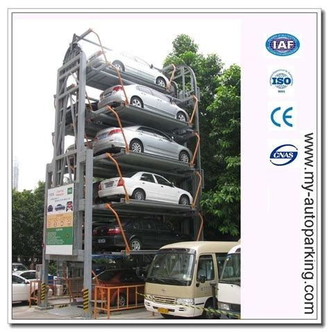 Stacking Cars In Garage by Vertical Rotary Garage Car Stacking System