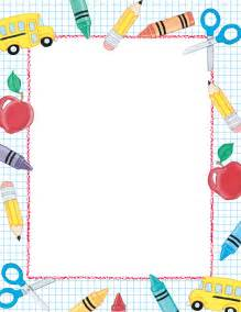 free page borders for kids clipart best