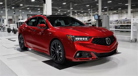2020 acura tlx v6 2020 acura tlx pmc edition is built alongside the nsx