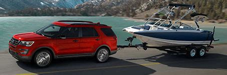 Towing Capacity Ford Explorer by New Ford Explorer Available In Ta Fl For Sale
