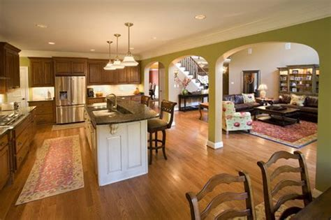 kitchen living room open floor plan paint colors kitchen living room open floor plan paint colors wood floors