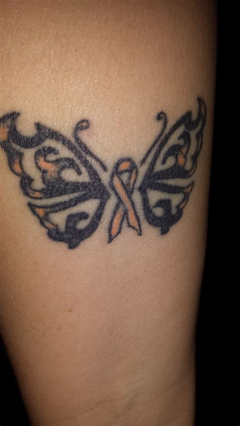 survivor tattoo designs butterfly uterine cancer survivor inspiring