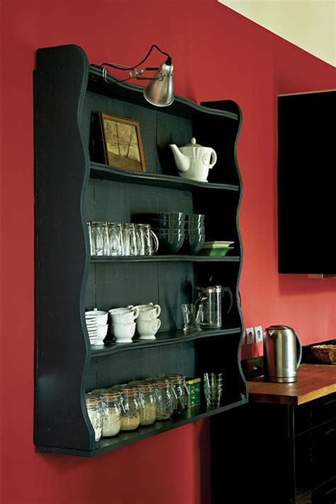 In Wall Security Cabinet by Kitchen Inspiration Farrow Amp Ball