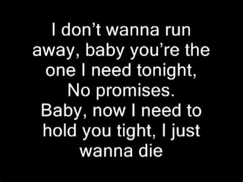sam smith no promises lyrics shayne ward no promises with lyrics youtube youtube