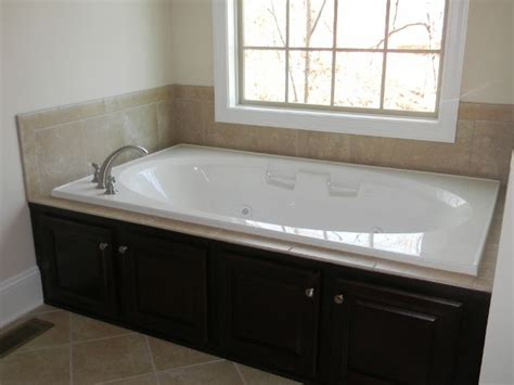 Redo Bathtub Drop In Jetted Tub For The Home Pinterest