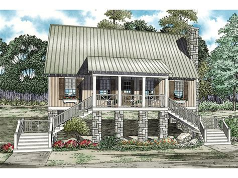 palomino lowcountry cottage home plan 055d 0838 house