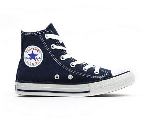 Converse Hi Grey Jk Cb Nevy converse high top juniors navy shopstyle co uk