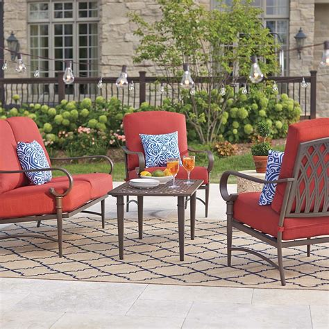 create customize your patio furniture oak cliff