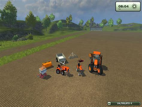 Garden Ls by Fs 2013 Gardenpowerpack V V2 0 Mod Packs Mod F 252 R Farming Simulator 2013