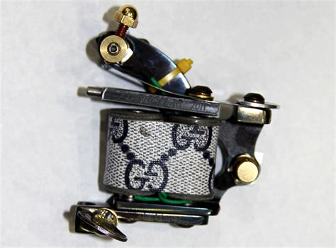 handmade tattoo machines custom machines by norm at will rise studio in la