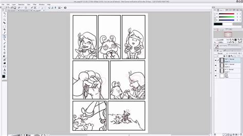 make a comic how to make a comic book character design pages panel