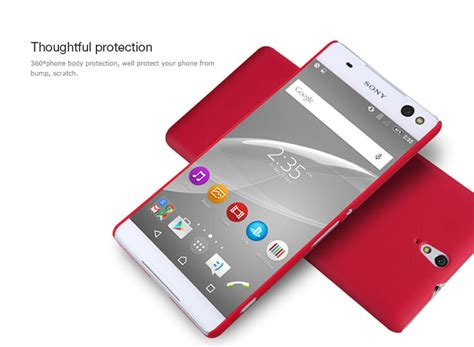 Screen Protector Sony Xperia C5 C5 Ultra Nillkin Simple Pack Matte nillkin frosted shield matte cover for sony xperia c5 ultra e5553 e5506 xperia t4