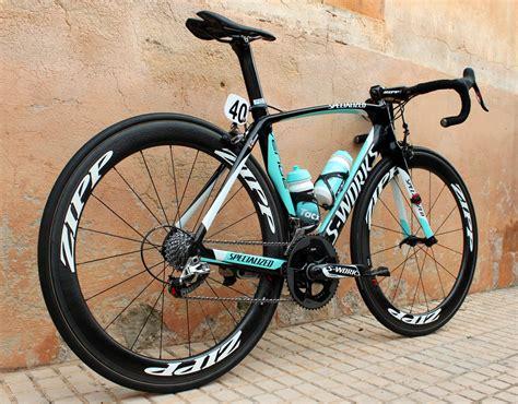 Jersay Sepeda Astana pro bike gianni meersman s specialized s works venge